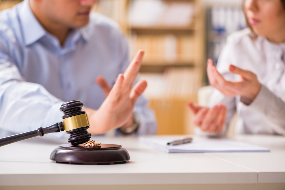 What Happens to a Living Trust in a Divorce - Palmdale Trust Lawyer